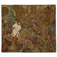 Battle & Embarkation Tapestry