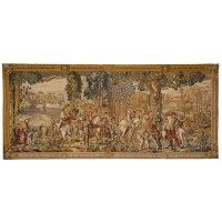 Grande Chasse de Maximilien Tapestry Tapestry