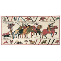 Bayeux - Harold in Normandy Tapestry