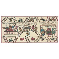 Bayeux - The Banquet Tapestry