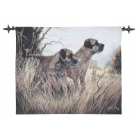 Terriers Tapestry