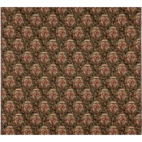 Mille-Fleurs Armorials Tapestry Fabric