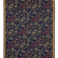 Medieval Flowers Tapestry Fabric