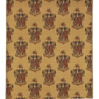 Knight's Armorial Tapestry Fabric
