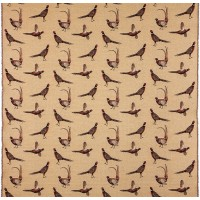 Country Pheasants Tapestry Fabric