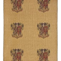 Knight's Coat of Arms Tapestry Fabric