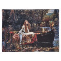 Lady of Shalot Tapestry