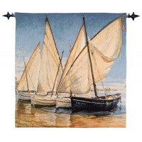 Reflections Woven Art Tapestry