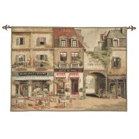 Paris - Vouvray Woven Art Tapestry
