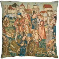 Winemarket Pillow Cover