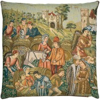Vintners Pillow Cover