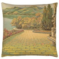 The Terrace Pillow Cover