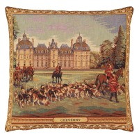 Chateau Cheverny Pillow Cover
