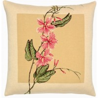 Clematis Pillow Cover