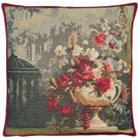 Bouquet Jardin Pillow Cover