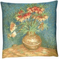 Dianthus Pillow Cover