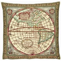 New World Pillow Cover