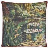 Lake Giverny I Pillow Cover