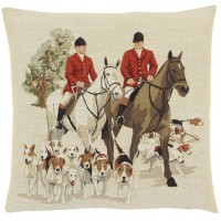 Hunting I Pillow Cover