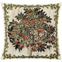 Fruit Tree Pillow Cover