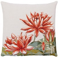 Waterlillies Pillow Cover