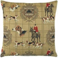 Hunting Trophy Pillow Cover