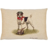 Master Jack Russell Pillow Cover