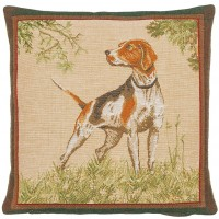 Pointer Pillow Cover