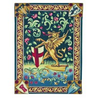 Griffin of London Tapestry