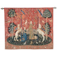 Le Gout (The Sense of Taste) Tapestry