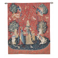 L'Odorat (The Sense of Smell) Tapestry