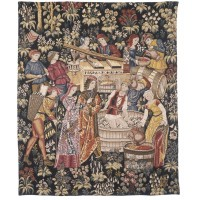 Le Pressage Tapestry