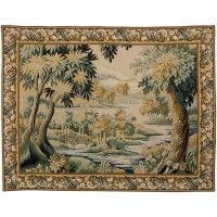 Flanders Forest Tapestry