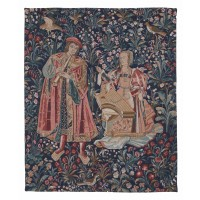 Medieval Musicians Tapestry
