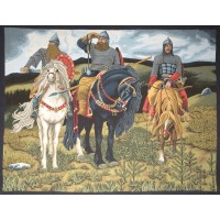 The Three Knights Tapestry