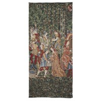 Grape Harvest Portiere Tapestry