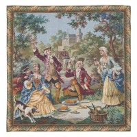 Noble Picnic Tapestry
