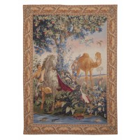 The Draped Horse Tapestry