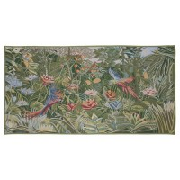 Tropical Forest Tapestry by Rousseau Tapestry