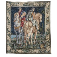 Knights of Camelot Tapestry
