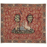 Lady with the Unicorn - Sight Tapestry
