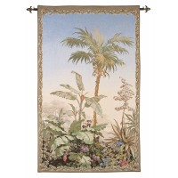 The Palm Tree Tapestry