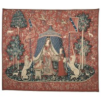 Lady with the Unicorn 'A Mon Seul Desir' Tapestry