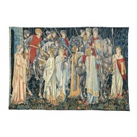 Arming and Departure Tapestry