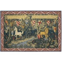 The Knights of the Round Table Tapestry