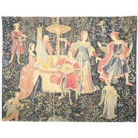 Concert a la Fontaine Tapestry